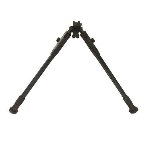 Rifle Stand by Retractable Aluminum Alloy Tactical Gun Bipod Rifle Stand