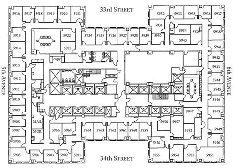 building floor plans nyc richmond shreve thomas lamb and arthur harmon empire