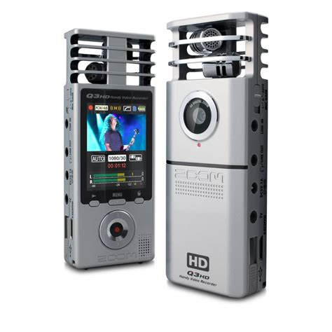 hd recorder zoom q3hd handy hd recorder