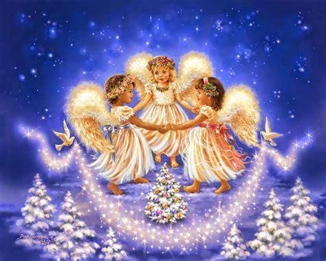 imagenes de navidad con angeles 174 im 225 genes y gifs animados 174 193 ngeles de navidad