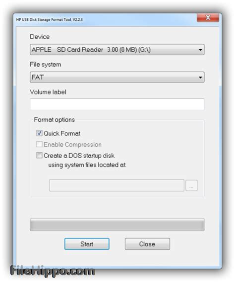 format cd for computer rinoe computer hp usb disk storage format tool 2 2 3