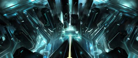 design legacy art brilliant tron legacy concept art by david vyle levy
