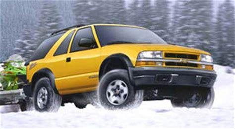 old car manuals online 2005 chevrolet trailblazer transmission control 2005 chevrolet blazer specifications car specs auto123