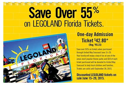 legoland coupon florida