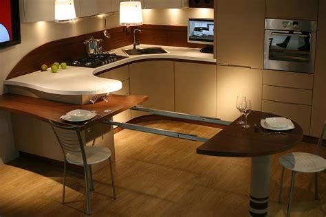 penisola in cucina cucina con penisola a doppia altezza perch 232 232 utile