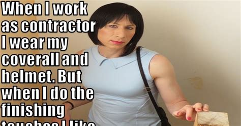feminization to the job tg captions and more dressed for the job sissy tg caption