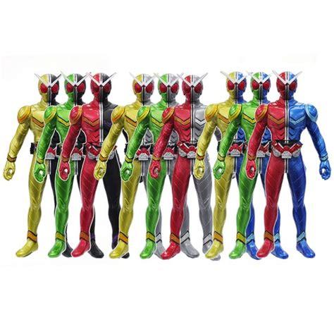 w figures soft figure kamen rider w limited edition complete set 9