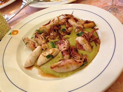 letto di patate ricetta calamaretti su un letto di patate ricette di
