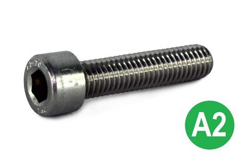 10 32 Unf Socket Cap - imperial socket cap screws unc unf cap heads