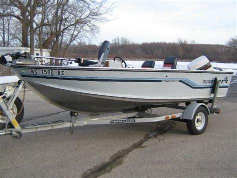 used alumacraft boats in wisconsin boatsville new and used alumacraft boats in wisconsin