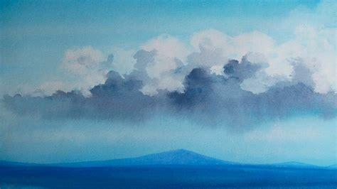 imagenes para pintar en acuarela c 211 mo pintar con acuarela cap 237 tulo 1 paisaje con nube