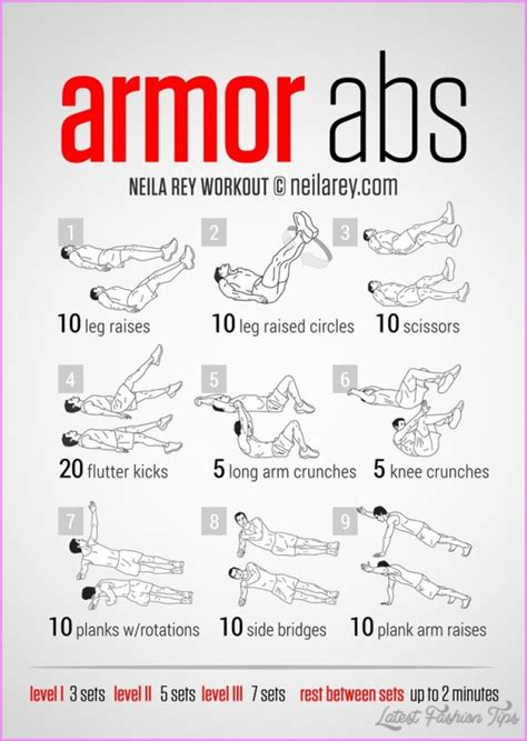 weight loss exercise routine for latestfashiontips