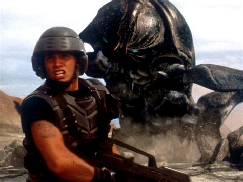 Starship Troopers Original the complex seductive satire of starship troopers
