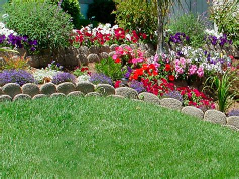 Ideas For Garden Borders Garden Borders Edging Small Garden Ideas Garden Border Edging Ideas Garden Ideas Flauminc