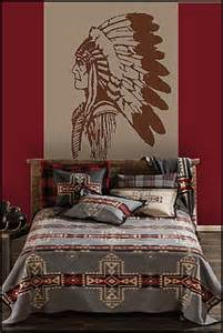 Native american style bedroom southwest style decorating ideas