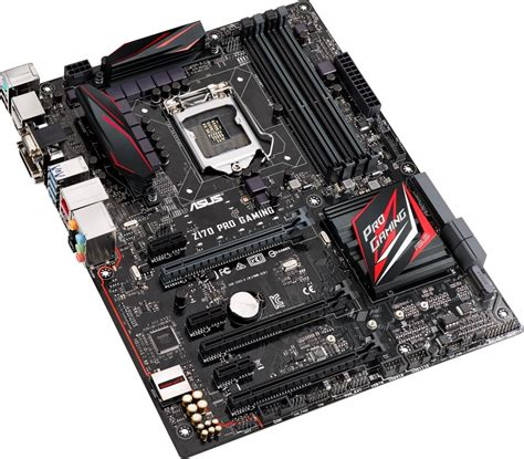 Laptop Motherboard Power Section by Asus Z170 Pro Gaming Intel Z170 Lga 1151 Atx Emolevy