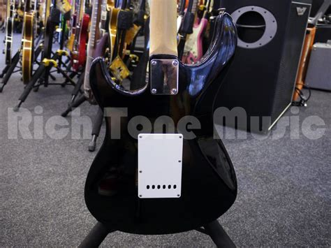 Harga Gitar Yamaha Eg 112 yamaha eg112 electric guitar black 2nd rich