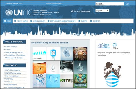 by unric brussels united nations regional information centre unric contoh blog statis contoh 408