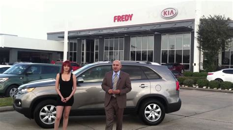 Fredy Kia In Houston Tx Car Cars New Car New Cars Fredy Kia Call Sam