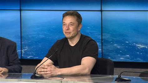 elon musk yahoo elon musk s spacex launches megarocket with his own tesla