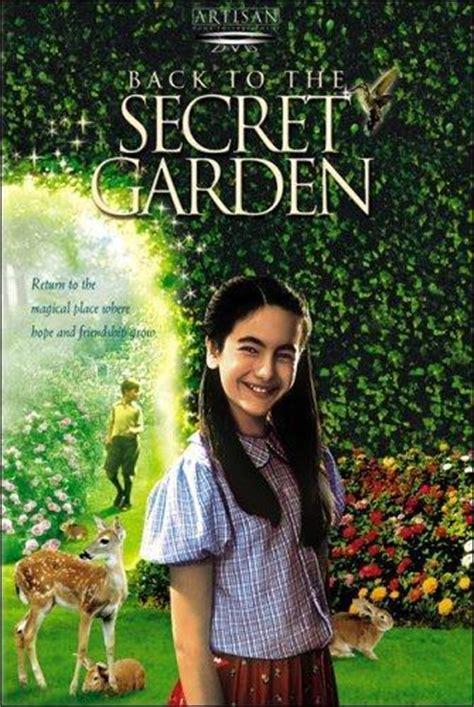 ritorno al giardino segreto regreso al jard 237 n secreto 2001 filmaffinity