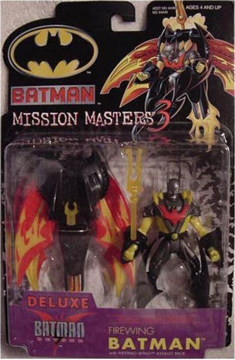 Batman Mission Masters 3 Assault batman beyond firewing batman