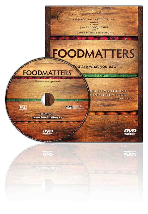 food matters the wright wreport and food matters for