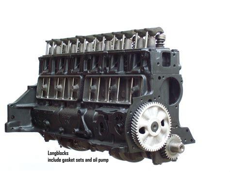 Marine 6 Cylinder Engines