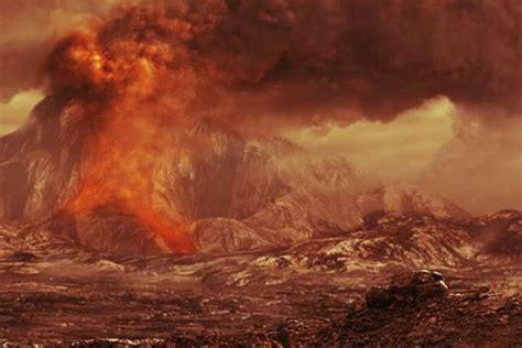 Planet Neraka by Gambaran Ngeri Kalau Planet Venus Lebih Mirip Neraka