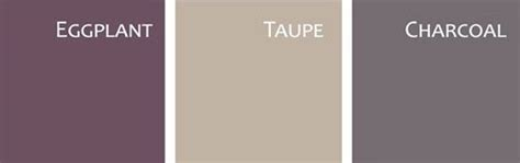 eggplant and taupe bathroom colors home