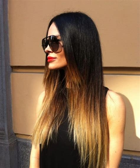 ambry on black hair blonde ombre hair designs you won t miss pretty designs