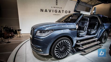 New Lincoln Concept by 2016 Lincoln Navigator Concept Autos Post