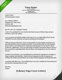Librarian Cover Letters Resume Genius