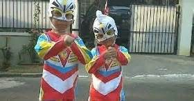 Kaos Pilot Anak Balita gerai anak baju ultraman