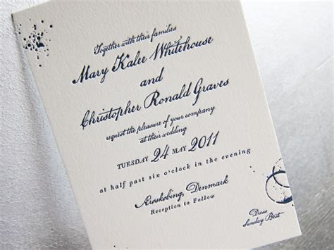 How Do You Put Wedding Invitations Together