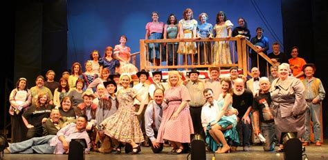 curtains the musical curtains 2013 the actorsingers