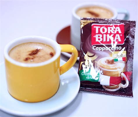 Tora Bika Cappucino Choco Granule Cappucino Ala Cafe Eceran Advertorial Torabika Cappuccino Cikopi