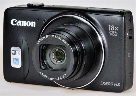 Kamera Canon Powershot Sx600 Hs canon powershot sx600 hs review