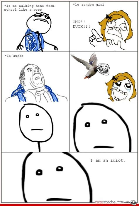 Meme And Rage Comic - rage comics ragestache simply hilarious pinterest