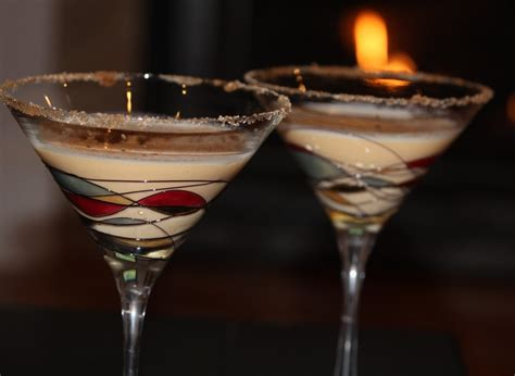 martini rumchata rumchata pumpkin martinis cook eat run