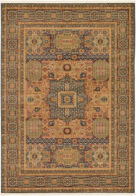 Antique Looking Area Rugs with Medallion Carpet Traditional Rugs Floral Area Rug Vintage Style Carpets Ebay