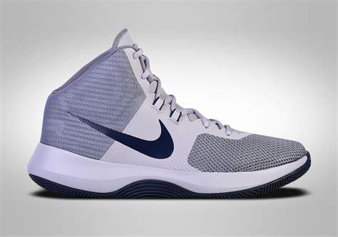 Sepatu Basket Nike Air Precision Blue Original 898455 400 nike air precision grey blue price 67 50