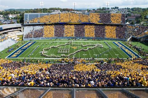 wvu student section wvu student section west virginia mountaineers tickets