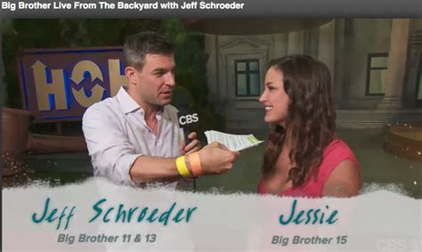 big live from the backyard with jeff schroeder