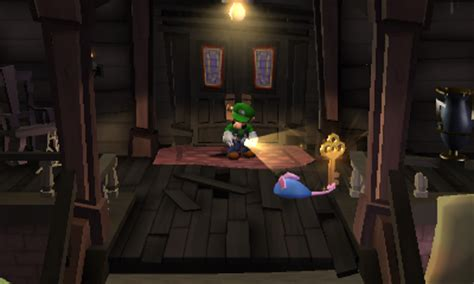 Dining Room Luigi S Mansion Moon Luigi S Mansion Moon Gloomy Manor Poltergust 5000 A 1