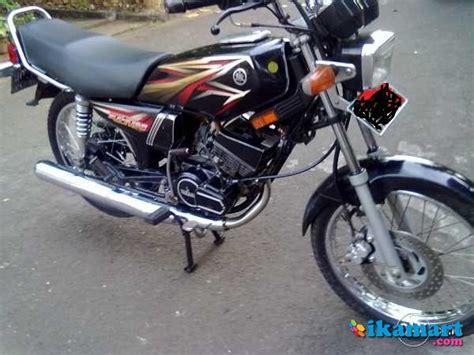 Rx King Thn 2005 Hitam rx king 2005 istimewah motor