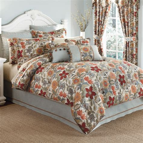 Mardi Gras Multi Bedding Ensemble By Croscill Townhouse