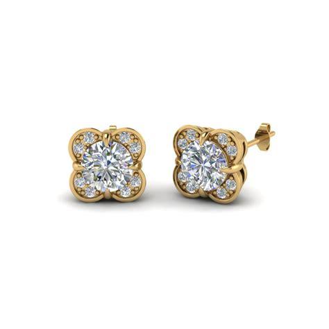 In Stud Earrings stud earrings for www pixshark
