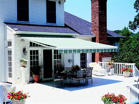 awning over patio suntube 174 retractable awnings retractable deck patio