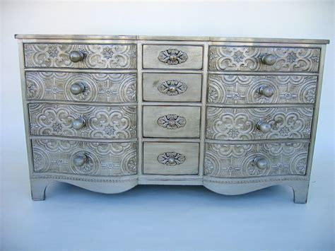 old antique dressers vintage dresser with antique silver finish